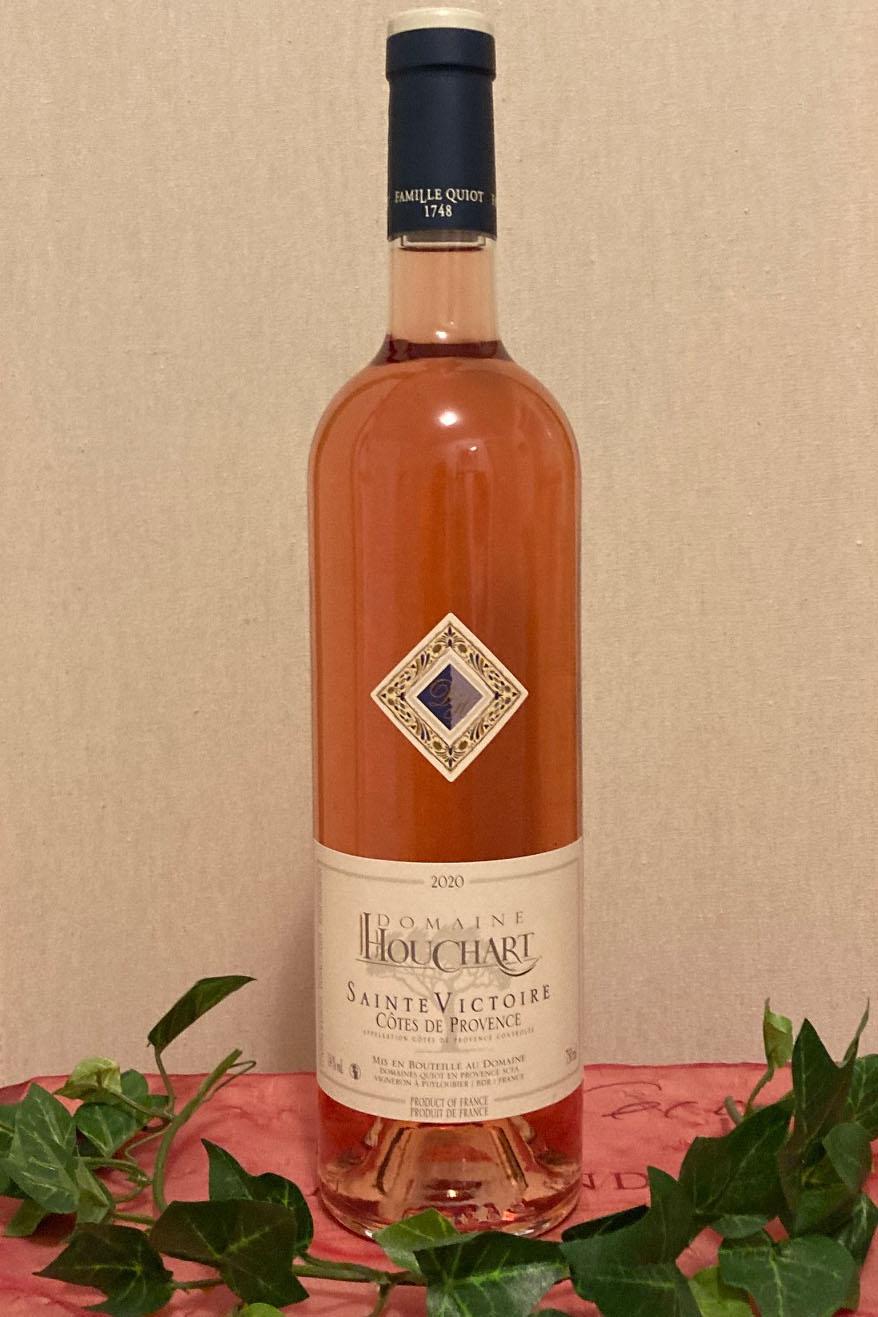 2020 Sainte Victoire Rosé, Domaine Houchart, Provence